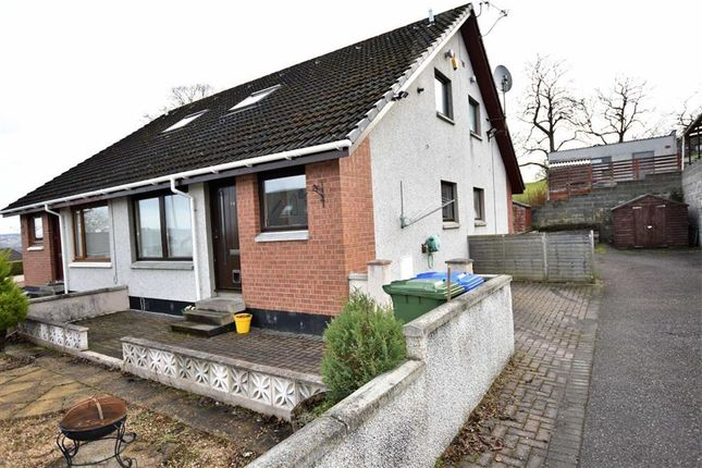 Thumbnail Flat for sale in Scorguie Drive, Inverness
