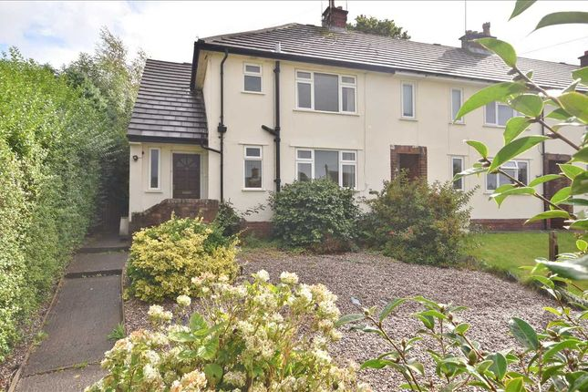3 bed end terrace house to rent in Hillside Crescent, Whittle Le Woods, Chorley PR6
