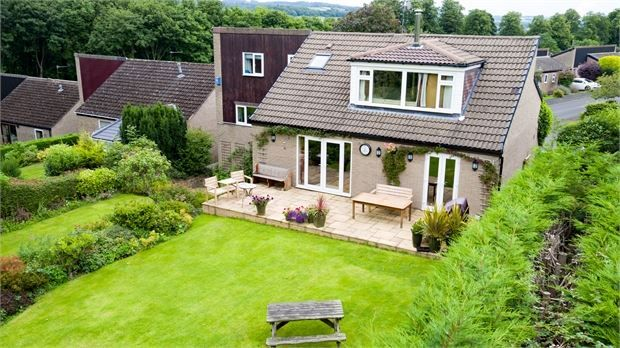 Thumbnail Detached house for sale in Shaws Park, Hexham, Northumberland.