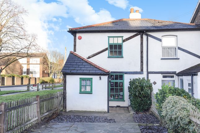 Thumbnail Semi-detached house for sale in Collingwood Road, Sutton