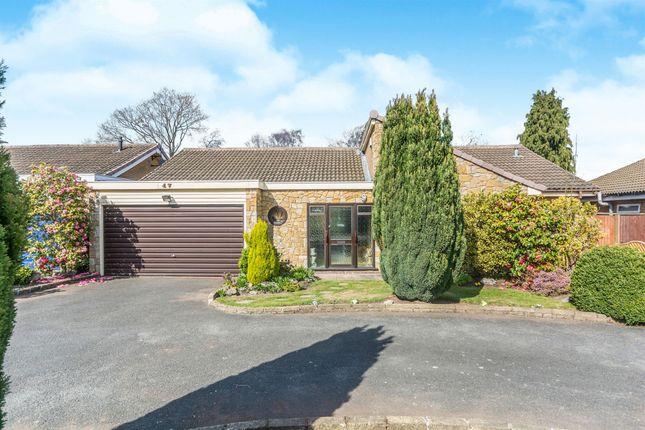Thumbnail Detached bungalow for sale in Springfield Drive, High Street, Kings Heath, Birmingham