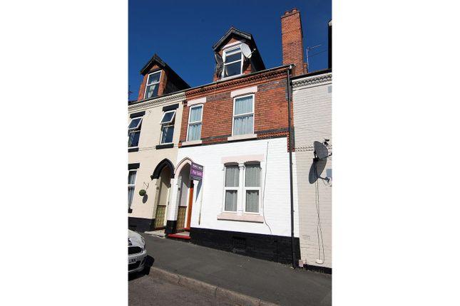 Thumbnail Terraced house for sale in Holborn Avenue, Sneinton