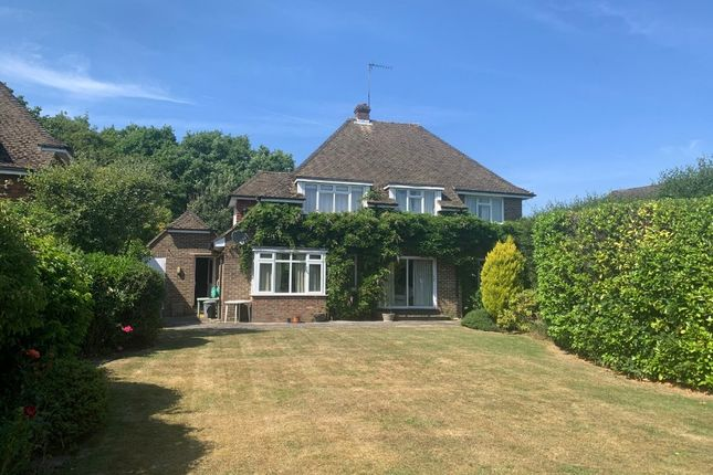 Thumbnail Detached house for sale in Blunts Wood Road, Haywards Heath, West Sussex