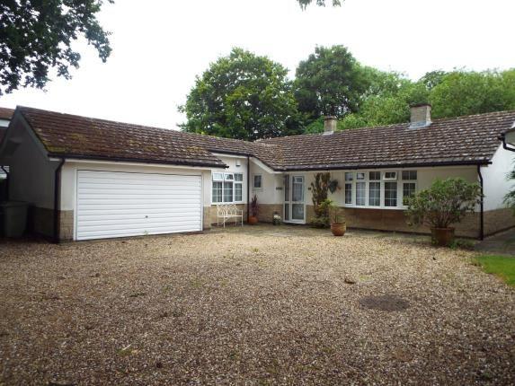 Thumbnail Bungalow for sale in Mill Lane, Cottesmore, Oakham, Rutland