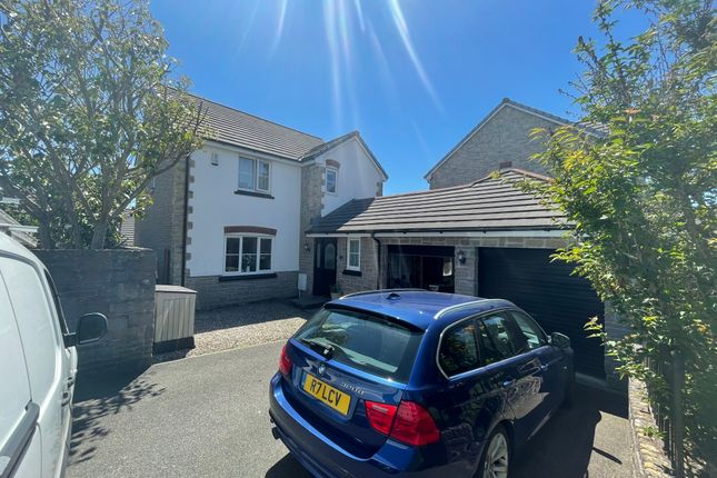 Thumbnail Detached house to rent in Retallick Meadows, St. Austell