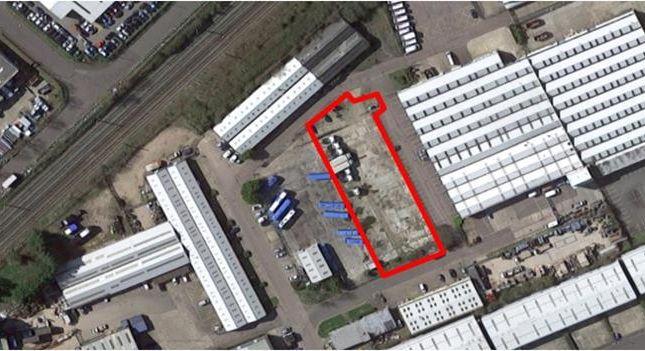 Thumbnail Land to let in K Site, Park Avenue Industrial Estate, Sundon Park, Luton