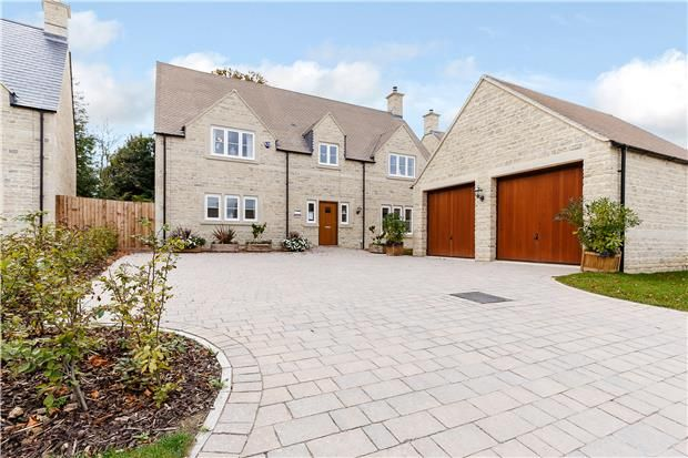 Thumbnail Detached house for sale in Bownham View, Rodborough Common, Stroud, Glos