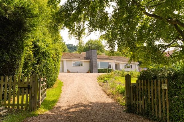 Thumbnail Detached bungalow for sale in Homer, Much Wenlock