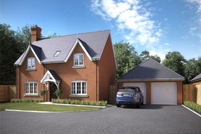 3 bed detached house for sale in Mayfield, Sydmonton Road, Old Burghclere, Newbury, Hampshire RG20