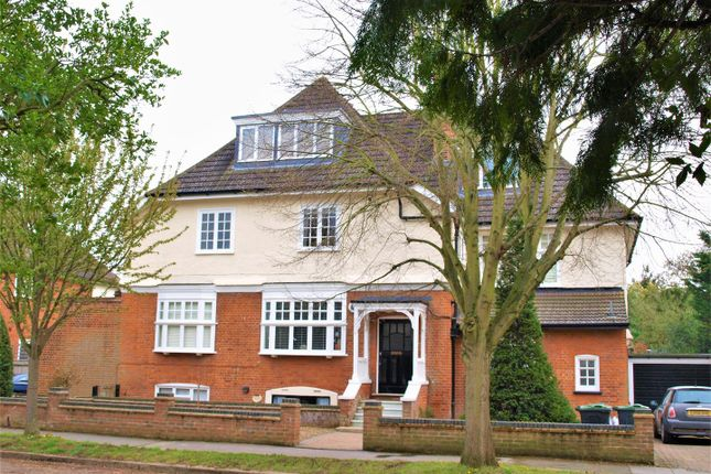 Thumbnail 1 bed flat for sale in 8 Park Hill, Bickley, Bromley
