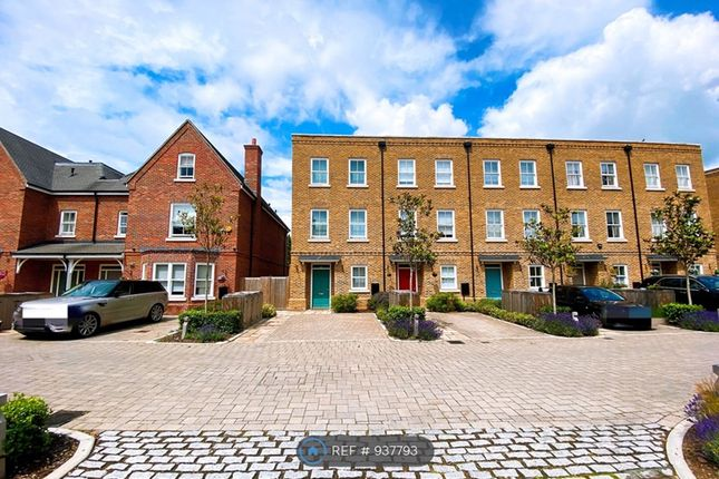 Thumbnail Terraced house to rent in Barrons Chase, Richmond