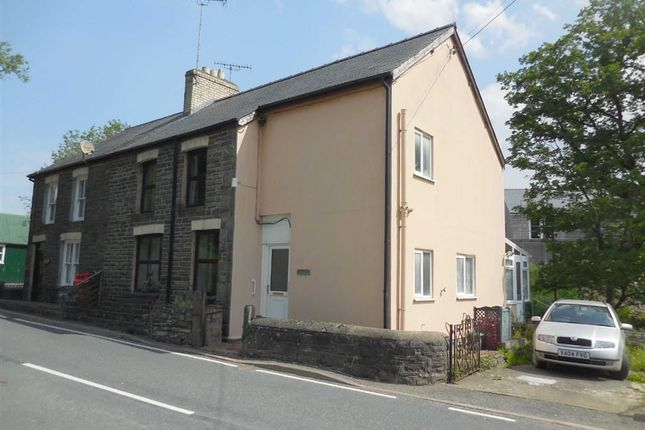 Thumbnail Semi-detached house for sale in Lledrod, Aberystwyth, Ceredigion