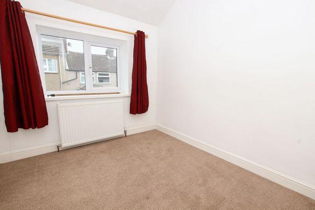 Bedroom Two of Gladstone Street, Loftus, Saltburn-By-The-Sea TS13