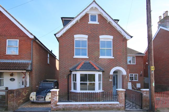 Thumbnail Detached house for sale in Western Road, Lymington, Hampshire