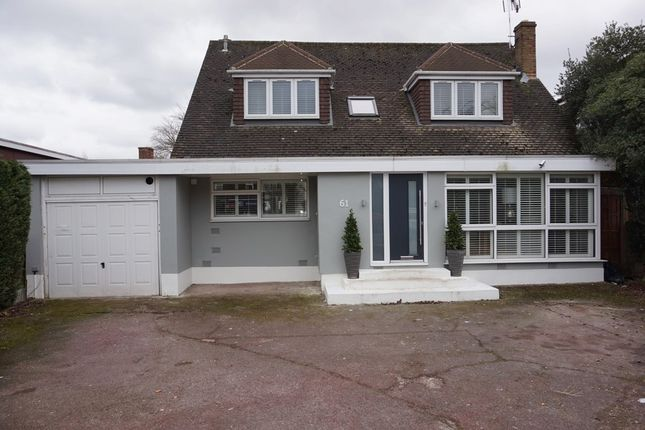 Thumbnail Detached house to rent in Hutton Road, Brentwood