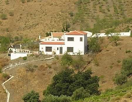 View Of Property of Spain, Málaga, Sedella