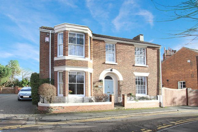 Thumbnail Detached house for sale in Church Walk, Rugby