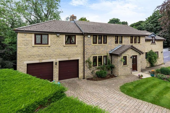 Thumbnail Detached house for sale in The Orchards, Bingley