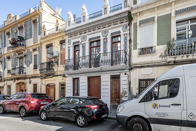 Thumbnail Town house for sale in Valencia City, Valencia, Spain