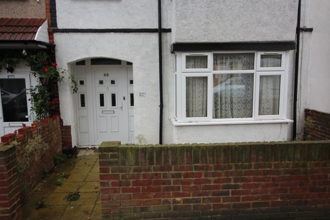 Thumbnail Terraced house to rent in Lancaster Road, Southall