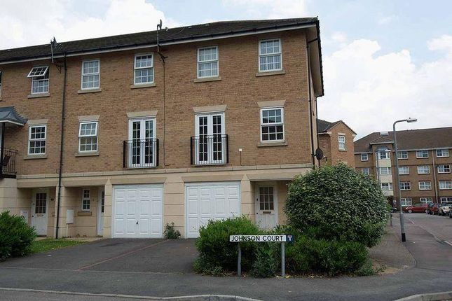 Thumbnail Town house for sale in Johnson Court, Southbridge, Northampton
