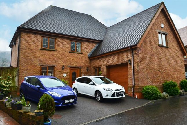 Thumbnail Detached house for sale in Troed-Y-Rhiw Road, Mountain Ash, Mid Glamorgan