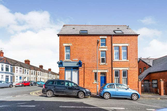 Thumbnail Flat for sale in Monthermer Road, Cathays, Cardiff