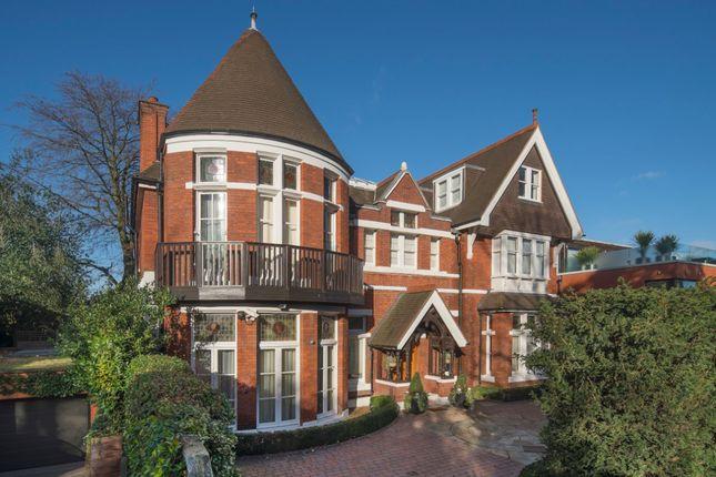 Thumbnail Detached house for sale in Morris House, 2B Elm Walk, London