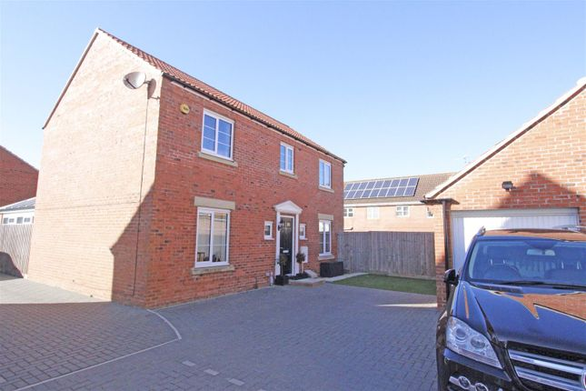 Thumbnail Detached house for sale in Roeburn Way, Spalding
