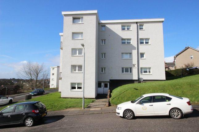 26/10 Fisher Crescent, Hardgate G81, 2 bedroom flat for sale