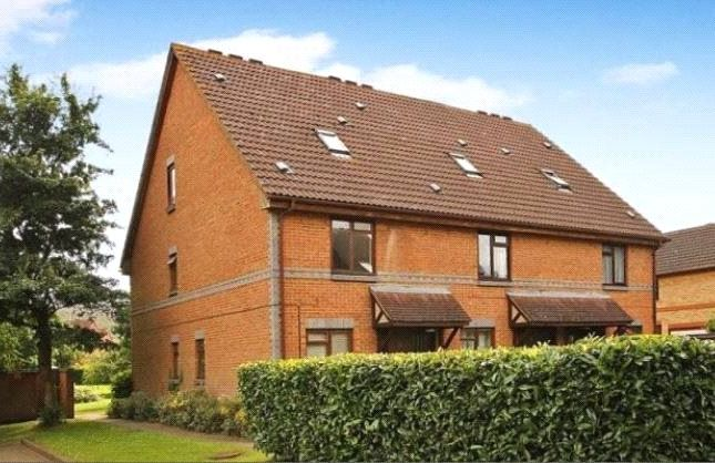 Thumbnail Maisonette for sale in Lawrence Close, Guildford, Surrey