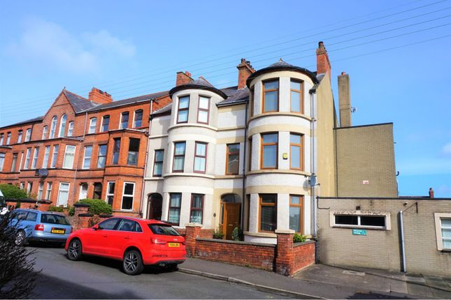 5 bedroom terraced house for sale in Edward Road, Whitehead