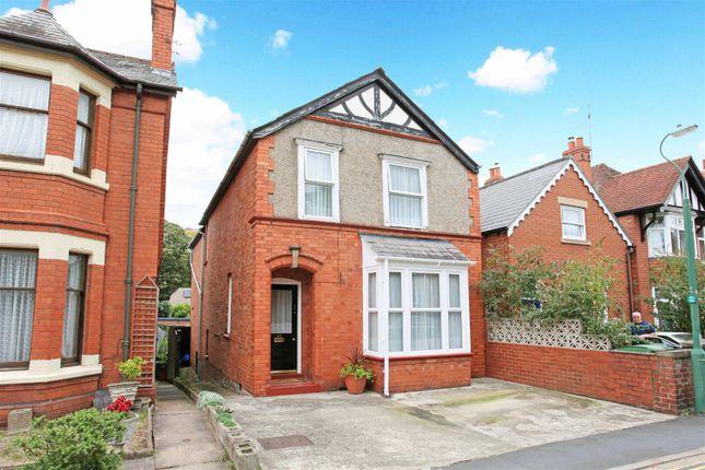 Thumbnail Detached house for sale in Belle Vue Gardens, Belle Vue, Shrewsbury
