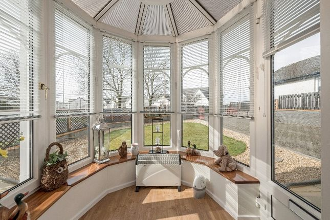 Thumbnail Semi-detached bungalow for sale in Anchorscross, Dunblane, Dunblane