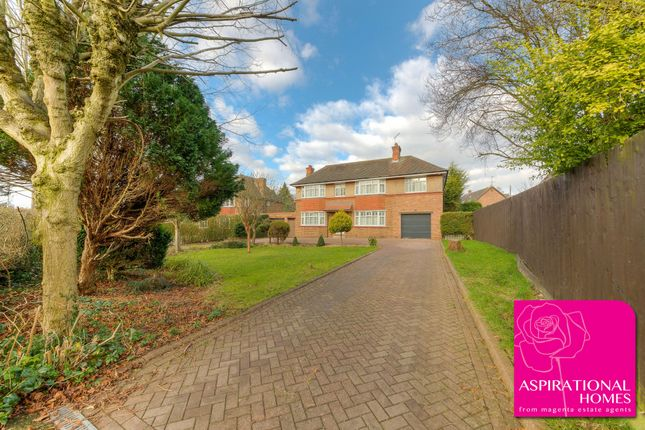 Thumbnail Detached house for sale in Butts Road, Raunds
