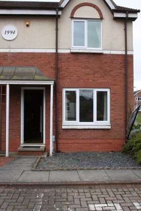 Thumbnail Terraced house to rent in Lealholme Court, Howdale Road, Hull