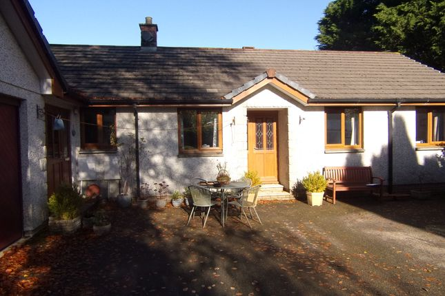 Thumbnail Detached bungalow to rent in Treburley, Launceston, Cornwall