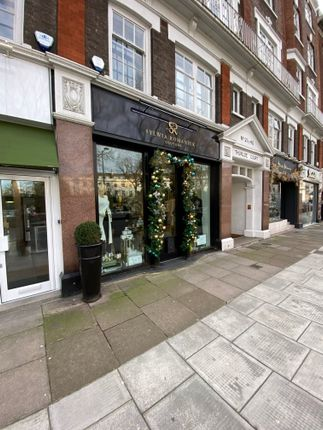 Thumbnail Retail premises to let in 129 Fulham Road, Chelsea, London