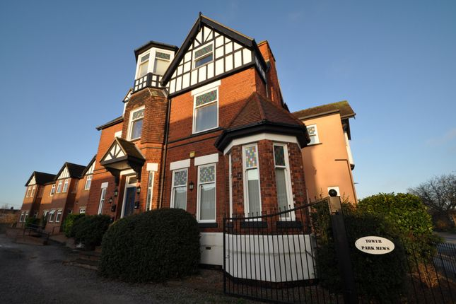Thumbnail Flat to rent in Tower Park Mews, Hull, Yorkshire