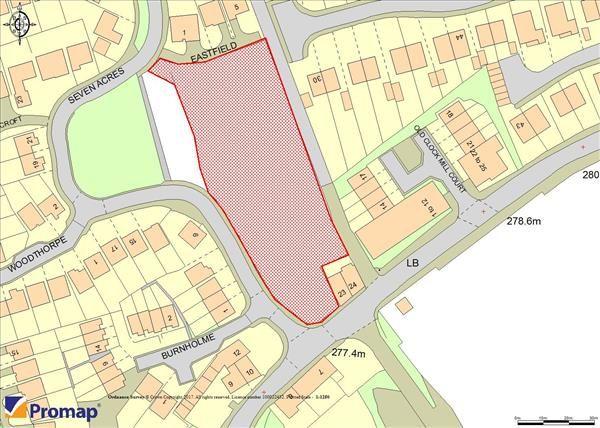 Thumbnail Land for sale in Seven Acres, Denholme, Bradford