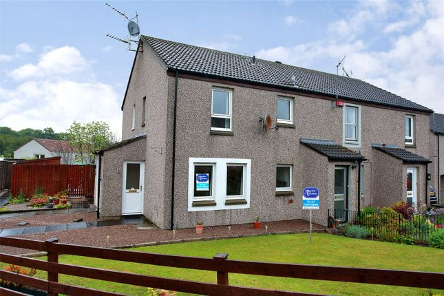 Thumbnail Semi-detached house to rent in 157 Lee Crescent North, Bridge Of Don, Aberdeen