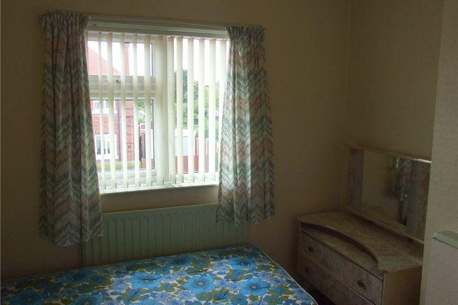 Bedroom of Browning Street, Derby DE23