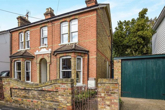 Thumbnail Detached house for sale in Rectory Road, Stanford-Le-Hope