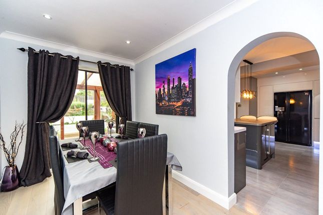 Dining Room of Plumpton Gardens, Doncaster, South Yorkshire DN4