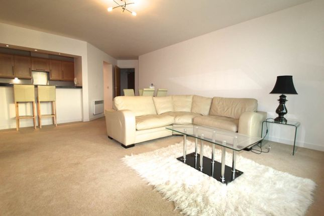 Thumbnail Flat to rent in River Crescent, Waterside Way, Nottingham
