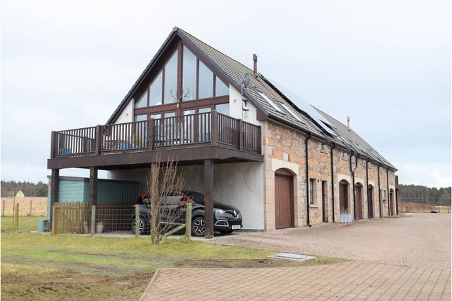 Thumbnail Semi-detached house for sale in Balnapolaig Steading, Dornoch