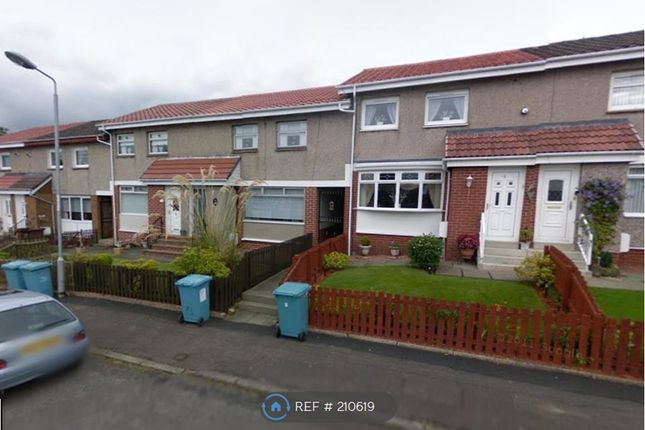 Thumbnail Terraced house to rent in Green Gardens, Motherwell