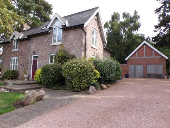 Thumbnail Detached house for sale in Gynsill Close, Anstey, Leicester, Leicestershire