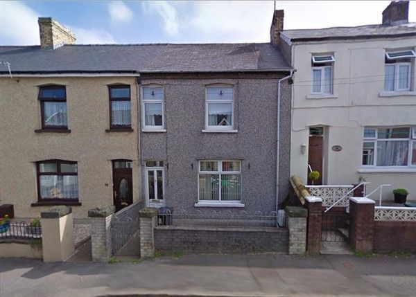 Thumbnail Terraced house for sale in New Road, Nantyglo