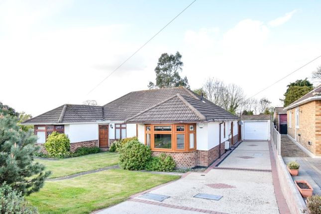 Thumbnail Bungalow for sale in Fosters Close, Chislehurst